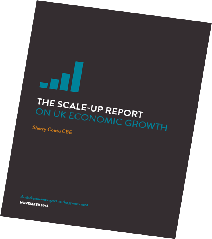 the scale-up report